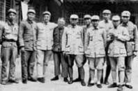 """1937年延安审判许世友案因其""""组织拖枪逃跑"""""""