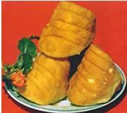 马蹄酥——延安特色小吃
